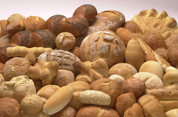 Croccante e dorato anche al supermercato fabio massi - Diversi tipi di pane ...